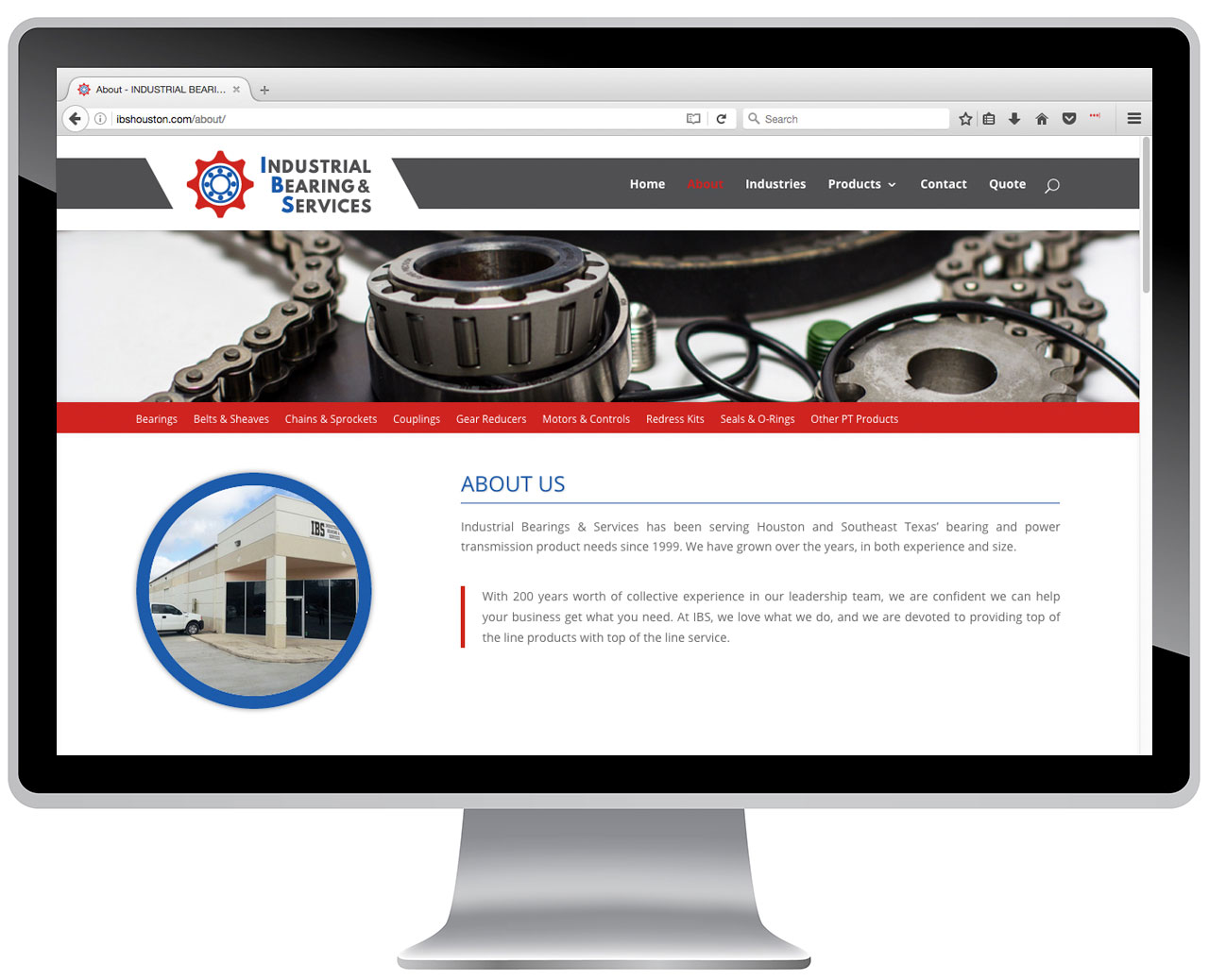 Industrial Bearings & Services